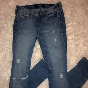 Hollister Ripped Jeans!
